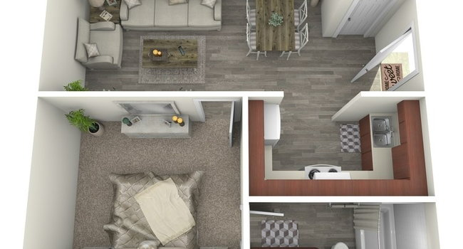 1A Floorplan Diagram