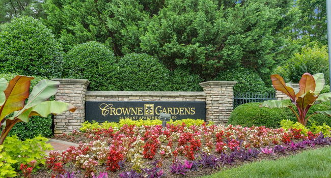 Crowne Gardens - 80 Reviews | Greensboro, NC Apartments for Rent ...