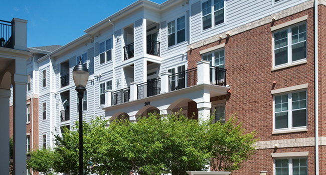 Image Of The Tuscany Apartments In Alexandria, VA