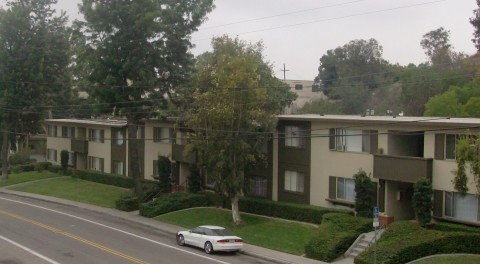 Hillside Gardens Apartments - 113 Reviews | San Diego, CA ...