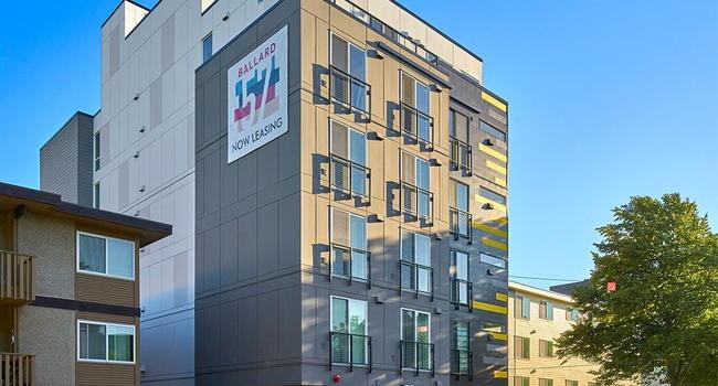 Ballard 57 4 Reviews Seattle Wa Apartments For Rent Apartmentratings C