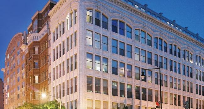 Image Of Lansburgh Apartments In Washington Dc