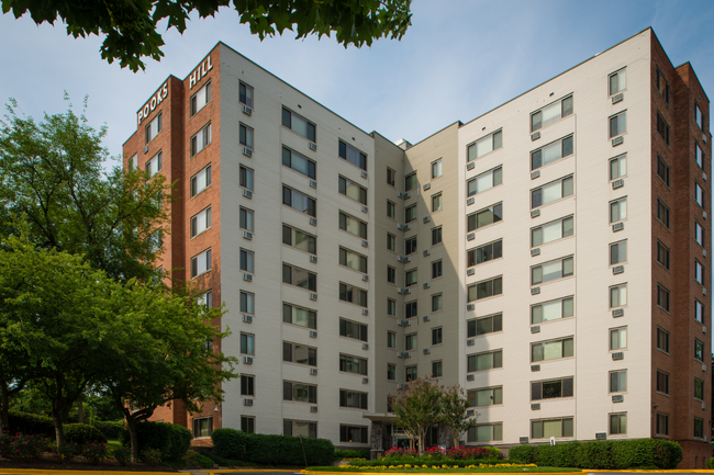 Manager Uploaded Photo Of Pooks Hill Towers In Bethesda Md