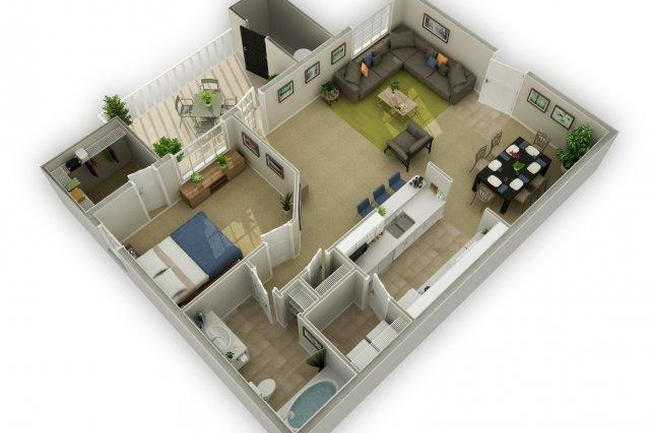 Walden Pointe 79 Reviews Griffin Ga Apartments For