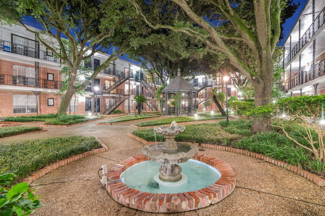 Manager Uploaded Photo Of Allen House Apartments In Houston Tx