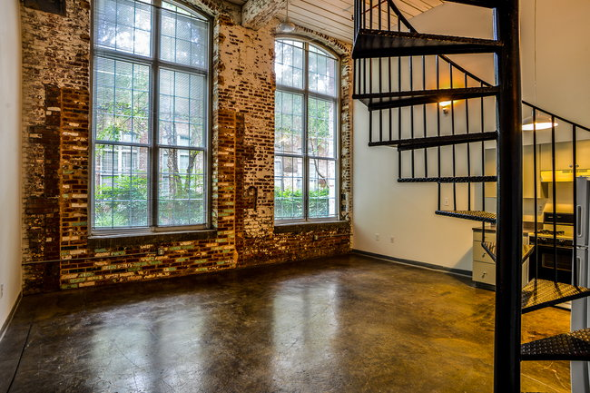 Manager Uploaded Photo Of Canton Mill Loft Apartments In Ga