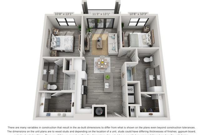 Solis Southline Apartments - 5 Reviews   Charlotte, NC