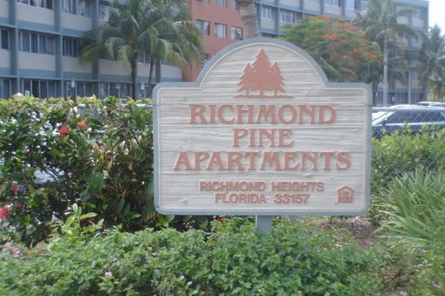 Manager Uploaded Photo Of Richmond Pine Apartments In Miami, FL