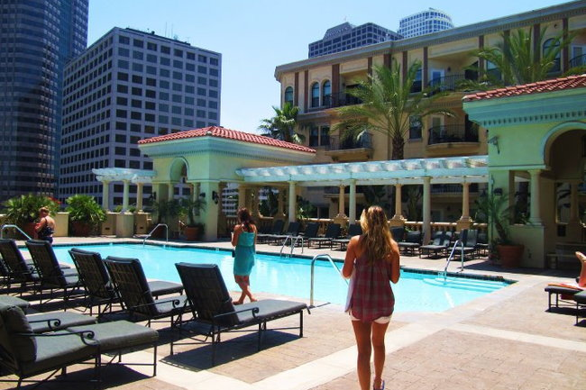 Resident Photo Of Piero Apartments In Los Angeles Ca